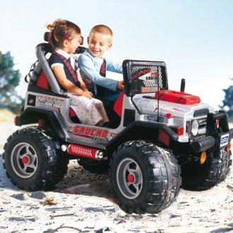АКБ для детских электромобилей